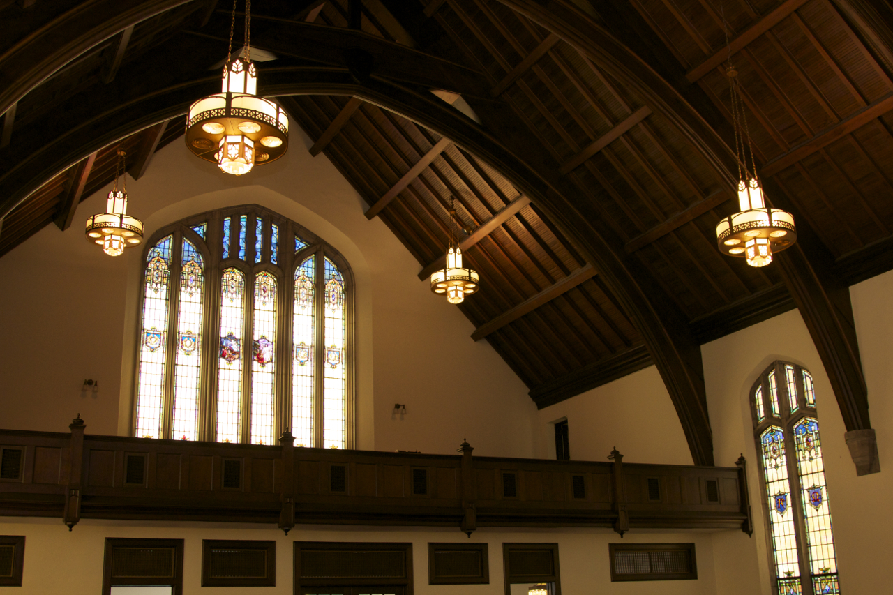 Our History - Inside the Church
